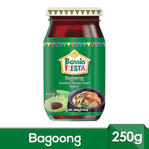Barrio Fiesta Regular Bagoong 250g