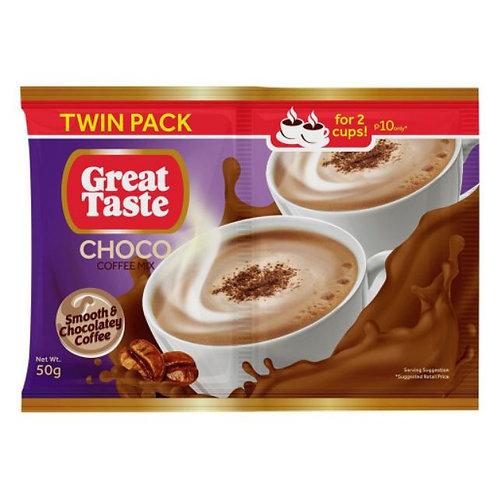 Great Taste White Choco Twin Pack