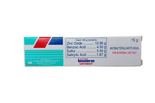 Bioderm Ointment 15g
