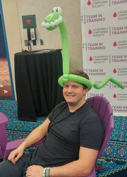 Dinosaur Balloon Hat, Orlando