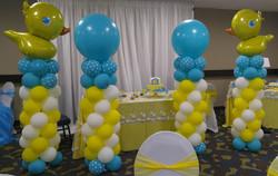 BabyShower Balloon Decor