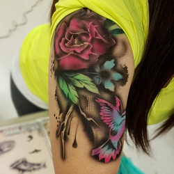 airbrush sleeve