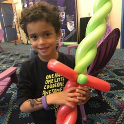Balloon Sword Orlando, FL
