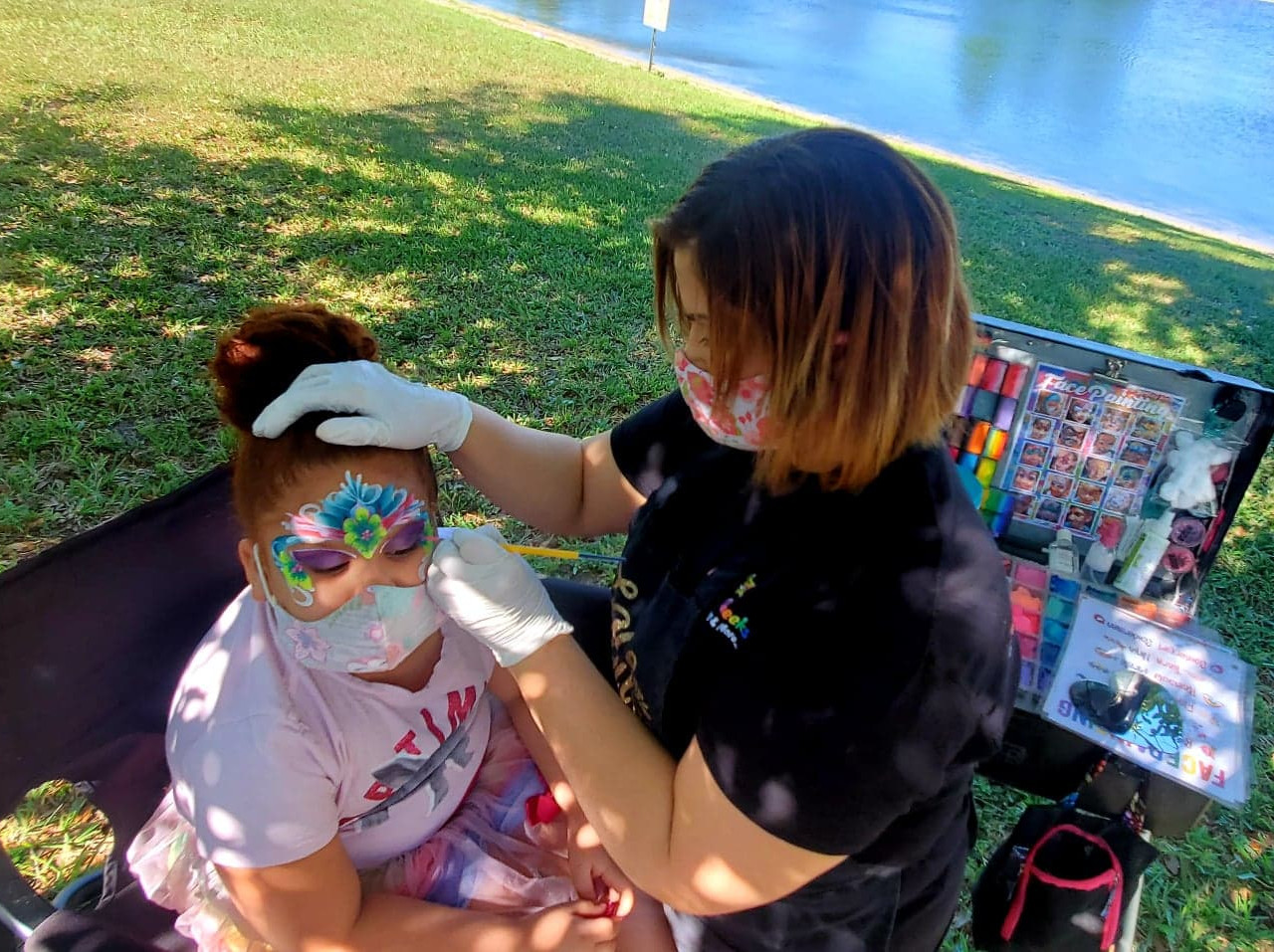 Safe Face Painting