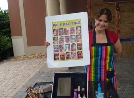 Why Hire a Professional Face Painter?