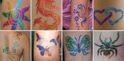 Glitter tattoos Kissimmee