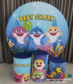 party baby shark