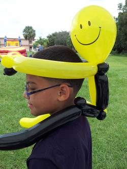 Funny Balloon Hat