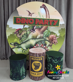 Party Dino Party