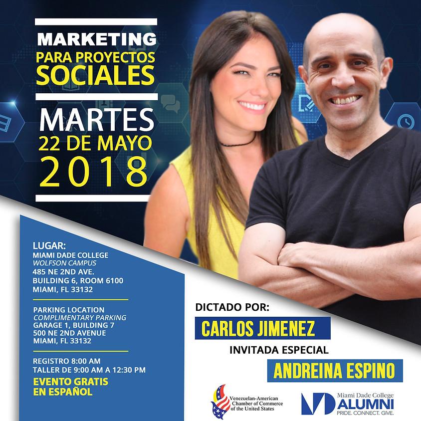 Marketing para Proyectos Sociales