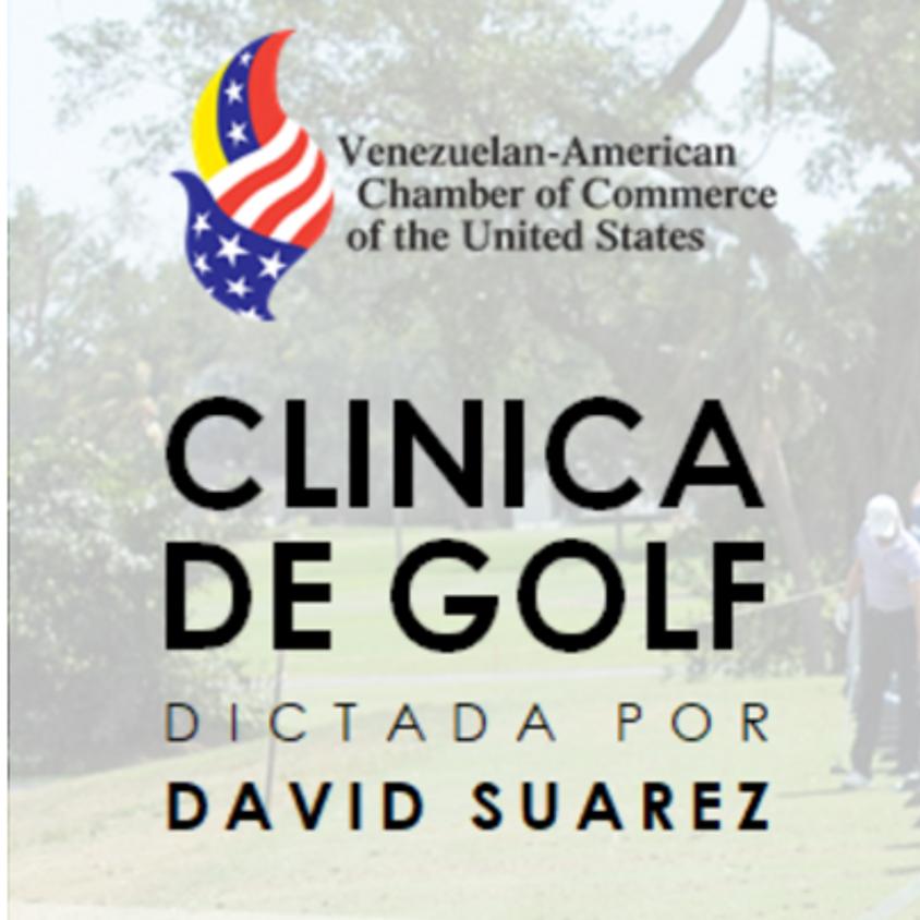 Clínica de Golf de la Venezuelan Chamber