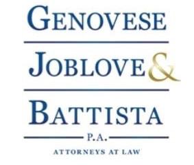GENOVESE JOBLOVE AND BATTISTA, P.A.