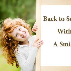 Rutina De Cuidado Oral – Regreso a Clases