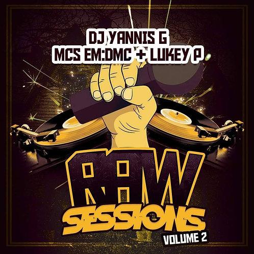 Raw Sessions Vol 2