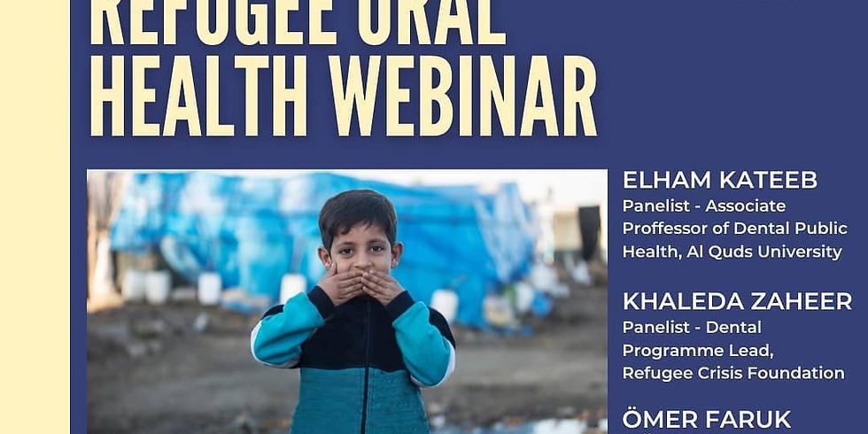 Refugee Oral Health Webinar
