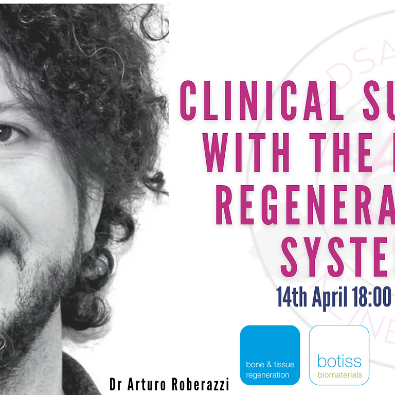 Clinical Success With The Right Regeneration System