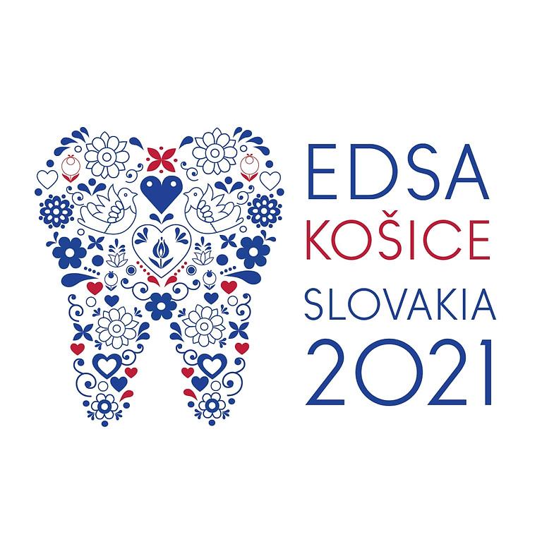 EDSA Summer Meeting Košice 2021