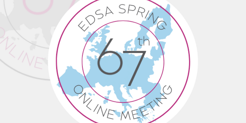 EDSA Online Spring Meeting