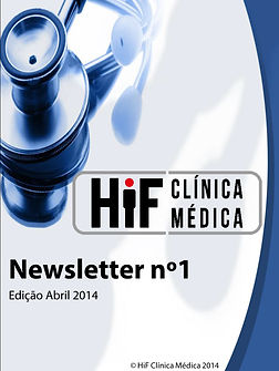 Newsletter 1 - HiF Clínica Médica - Abril 2014