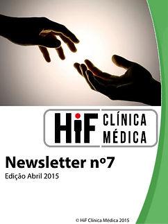 Newsletter 7 - HiF Clínica Médica - Abril 2015