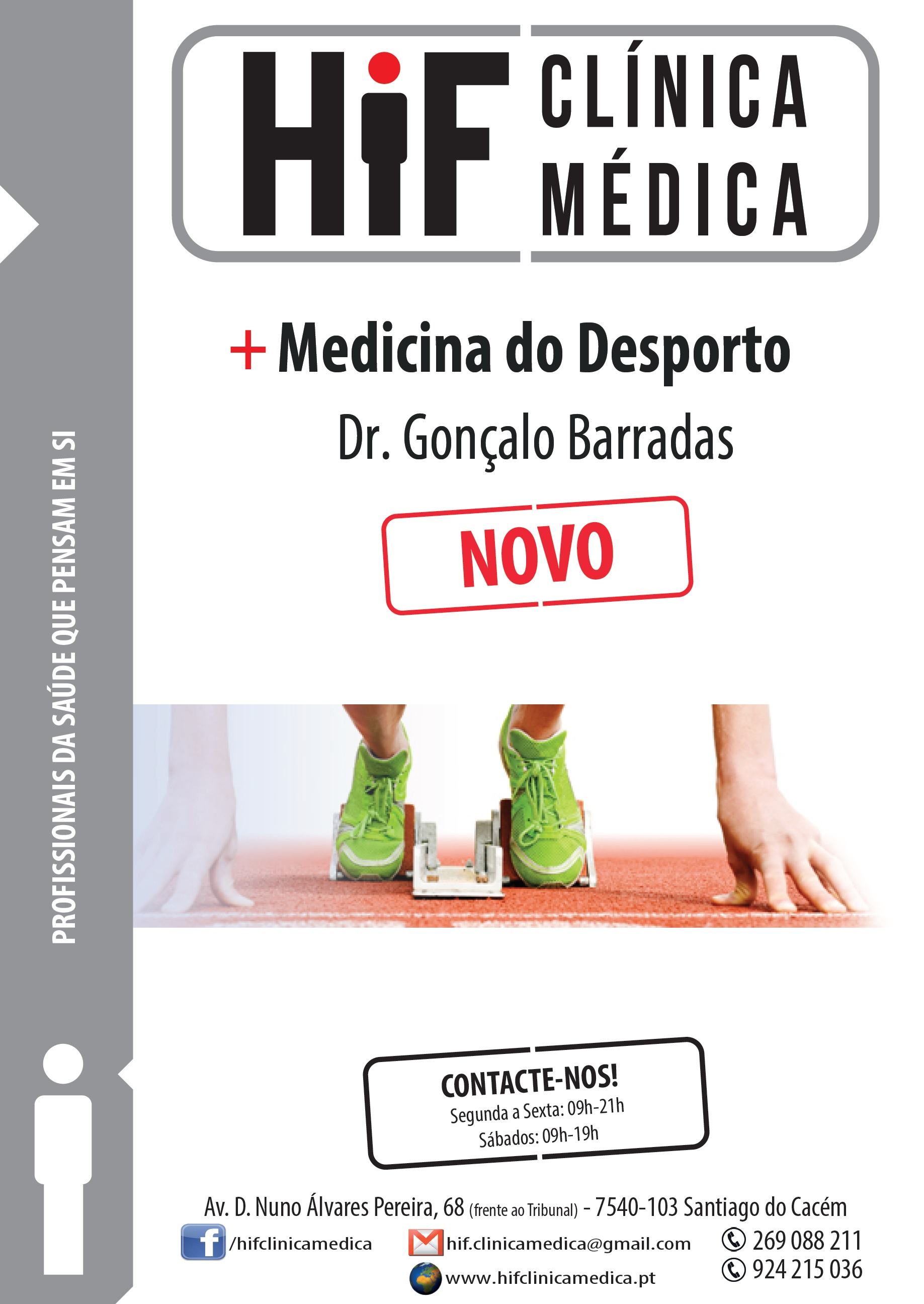 Medicina do Desporto - HiF