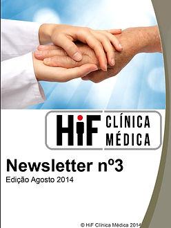 Newsletter 3 - HiF Clínica Médica - Agosto 2014