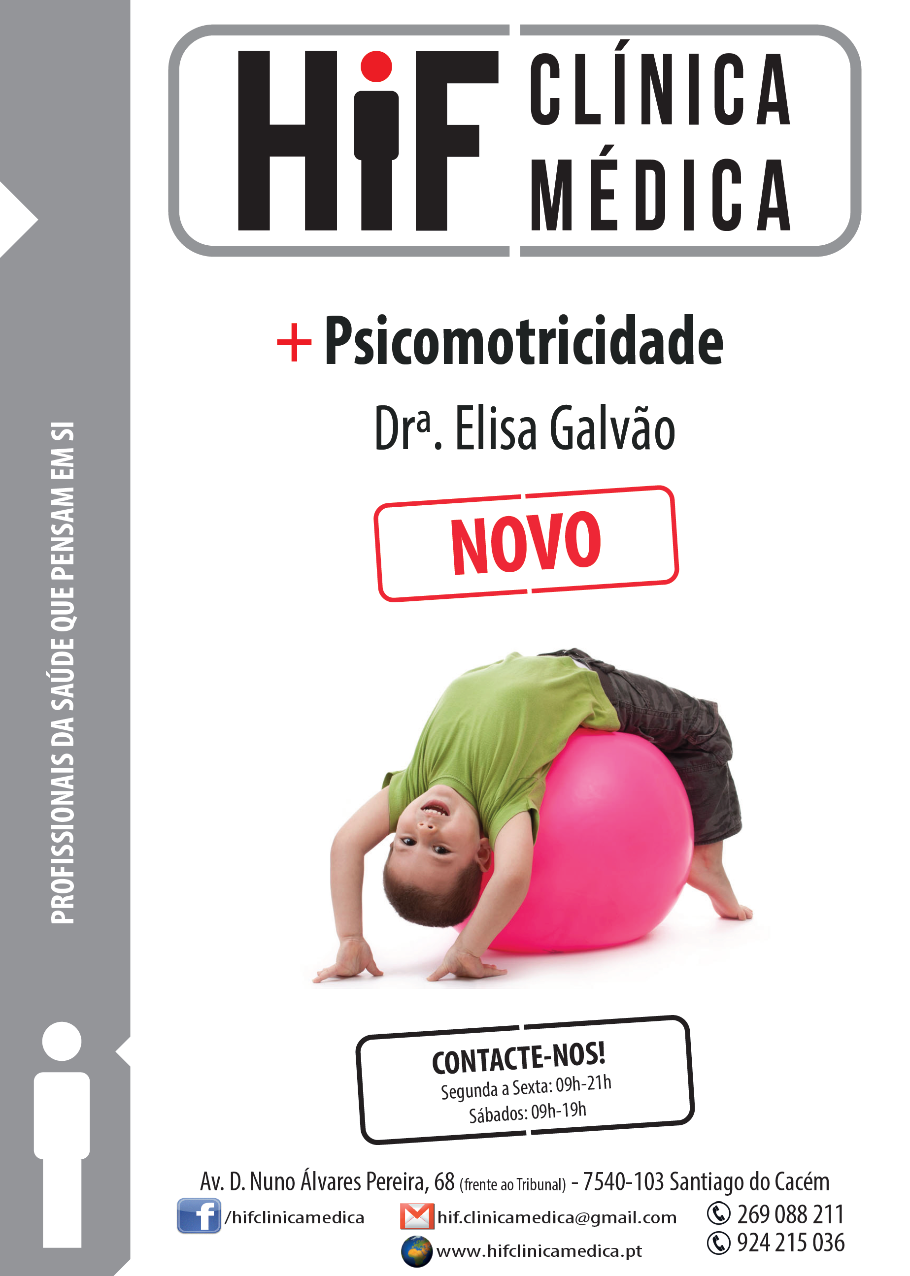 Psicomotricidade - HiF