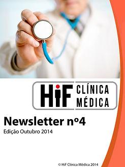Newsletter 4 - HiF Clínica Médica - Outubro 2014