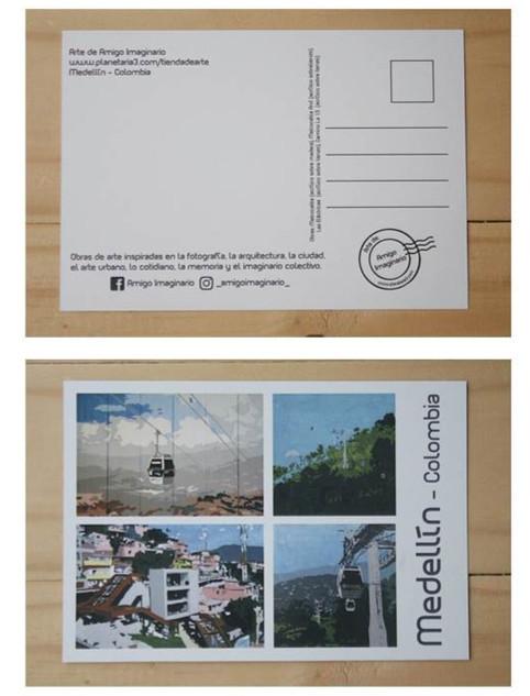 Postal horizontal