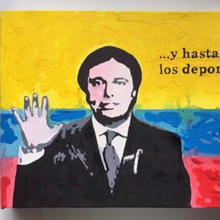 País de...