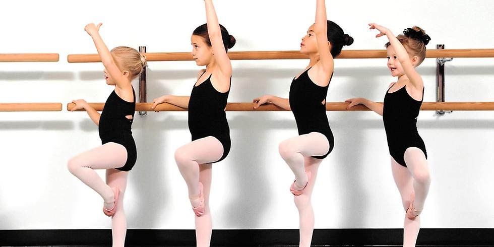 Ballet Class Review at St. Paul Christian Academy