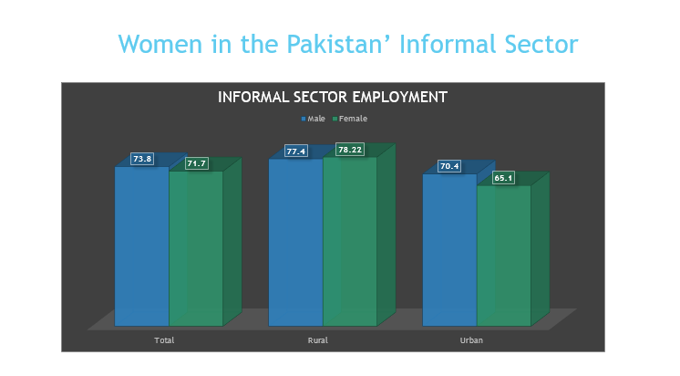 Women In Pakistan Informal Sector