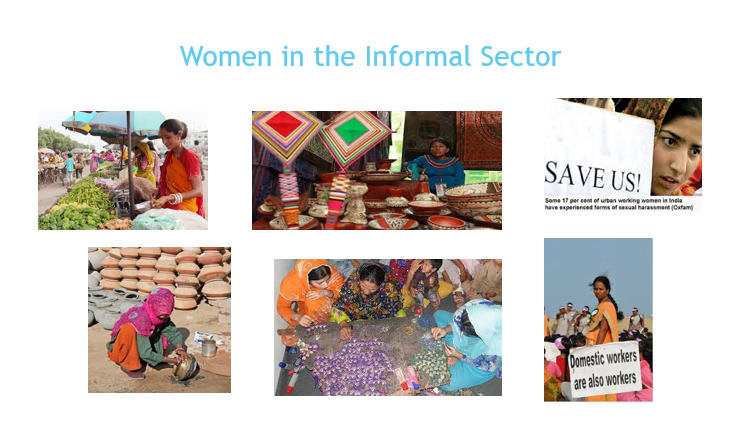 Women in the Informal Sector