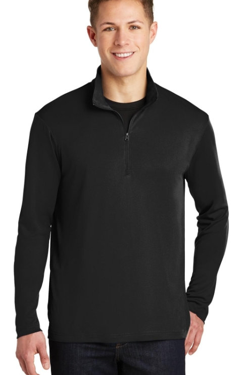 Spot-TEK Posicharge Competitor 1/4-Zip Pullovers ST357