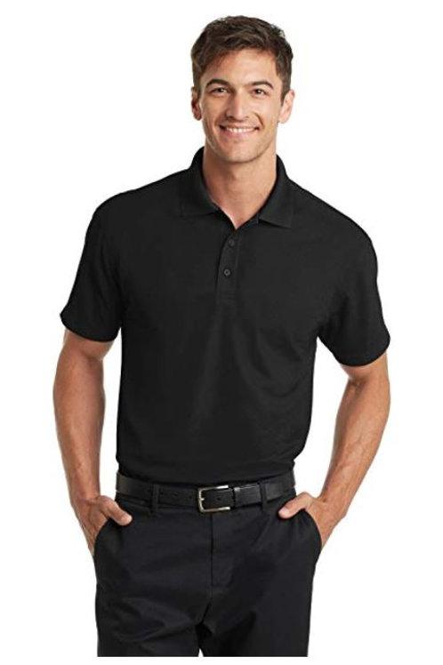 Port Authority Men's Performance Moisture Wicking Short Sleeve Polo Shirt K572