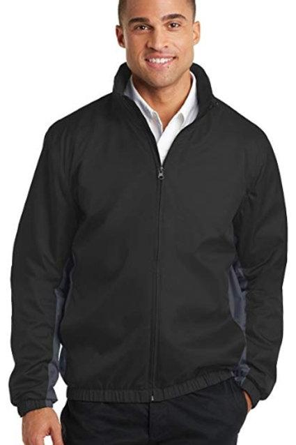 Port Authority J330 Men's Core Colorblock Wind Jacket