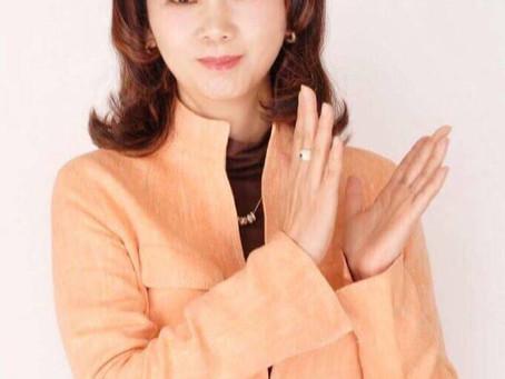 PEPコース卒業の馬塲由美子さん