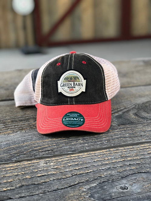 Green Barn Fruit Co. Hat