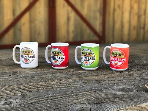 Coffee Mugs - 15oz