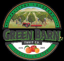 Green Barn Fruits Co_LOGO for lid label