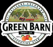 Green Barn Fruits Co_LOGO 3 OK_Color_w 1
