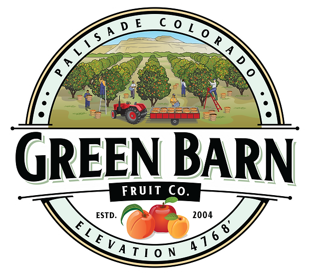Green Barn Fruits Co_LOGO 3 OK_Color_w 1
