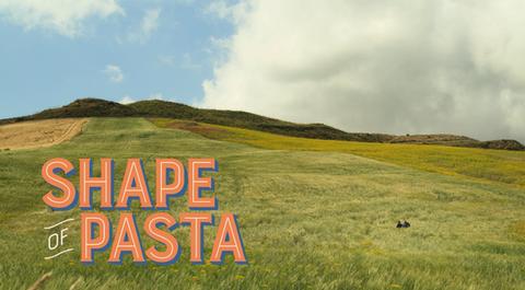 Shape of Pasta