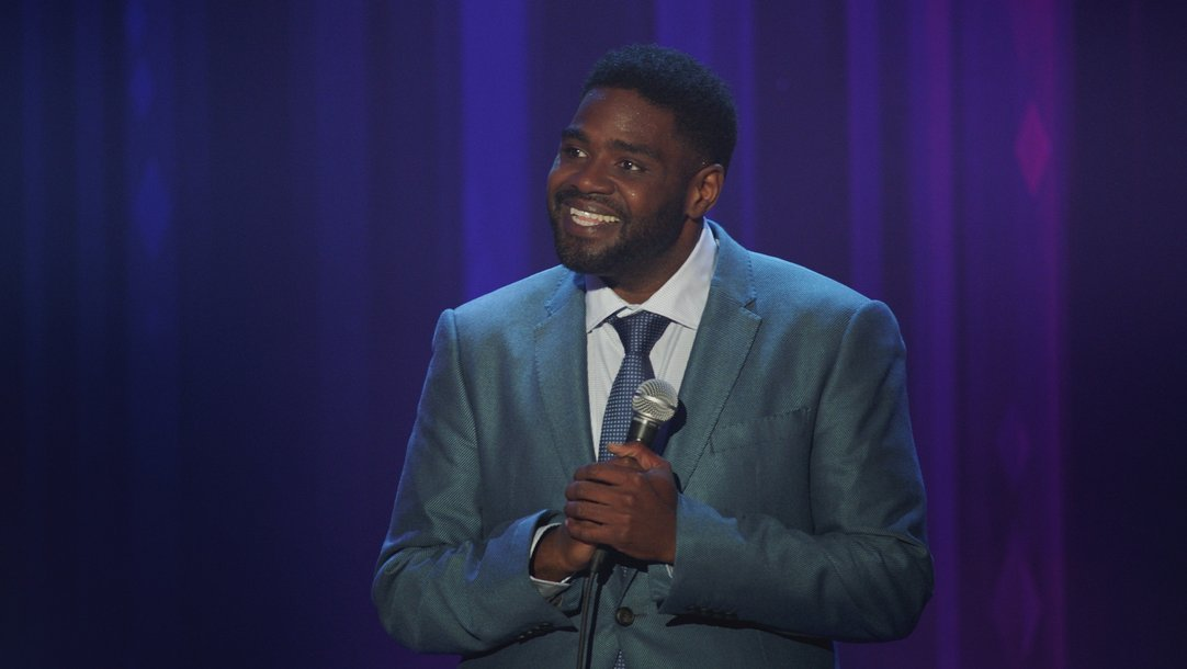 Ron Funches's New Comedy Central Special Showcases His Love of Wrestling
