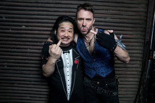 Bobby Lee and Chris Hardwick on The Comedy Jam