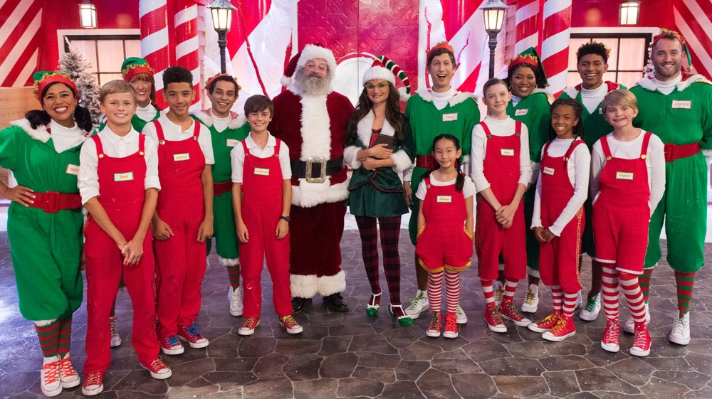 Check Out The Premiere Date, Judges & More For Nickelodeon's New Show 'Top Elf'
