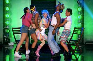Jade Catta-Preta on The Funny Dance Show