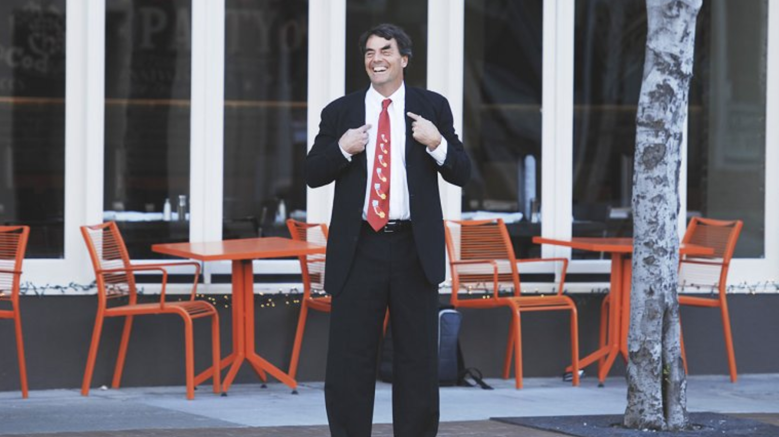 Start-up U cast member Tim Draper Offers $1 Million to Charity