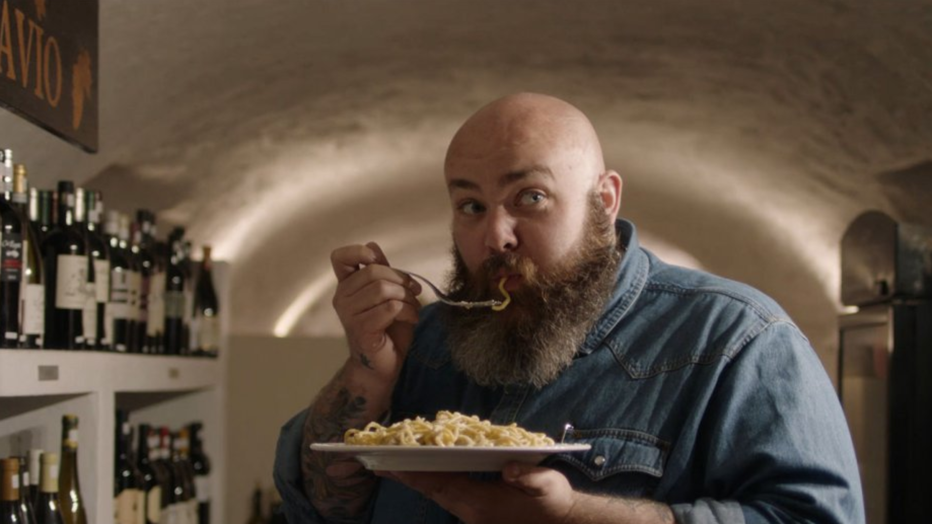LA Chef Evan Funke to Star in 'Shape of Pasta' for New Video Platform Quibi