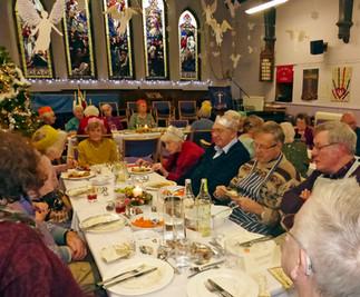Christmas Lunch Club